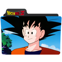 Bragon Ball Z Folder 04 by lahcenmo