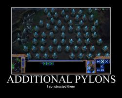 Additional Pylons by ACDYZG