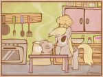 ATG II Day 19 - Baking... Muffins? by Gachucho