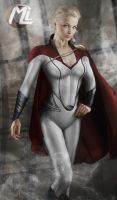 Power Girl MOS by Maryneim