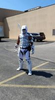 Storm Shadow Cosplay by WuLord187