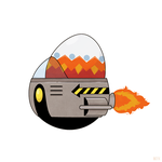 Easter Eggman by beyx