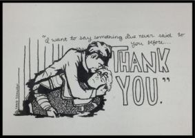 Thank You. [Merlin Spoilers!] by PlaidBlankets
