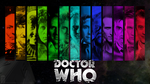 50th Anniversary Doctors Wallpaper by theDoctorWHO2