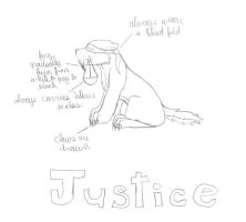 Justice by AmiliaLongTail