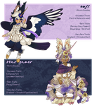 :Rosales: Ouji/Star Gazer Auction {OPEN} by SweepAdopts