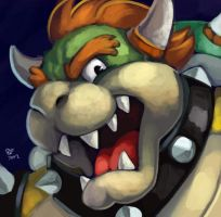 Happy Bowser Day! by Rhandi-Mask