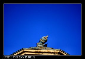until the sky is blue by iamadem