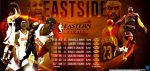 Eastern Conference Finals 2015 by YaDig