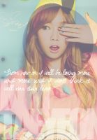 Soshi by Quotes : Taeyeon by GraPHriX