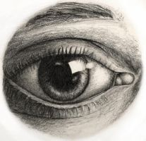 Tutorial - How to draw an eye by Ferny654