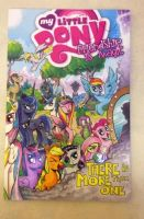 My Little Pony Comic Book Vol.5 by extraphotos