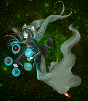 Witch of Space by naydeity