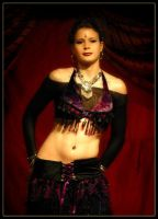 The Belly Dancer by QNetX