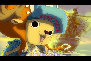 Chopper * Anime Style! by NTactics