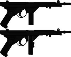 Sterling and Enfield Model 1937 by Hybrid55555