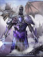 LORD OF SHADOWS by JulioCastelo