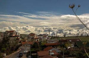 Clouds of wrath 4 by ShlomitMessica