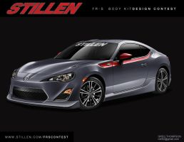 design submissions for STILLEN Body kit contest by Rotr8
