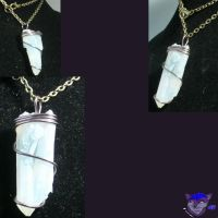 Greater Soul Gem ~Necklace~ by NightWolfRose