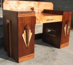 Art deco desk by tomsealstock
