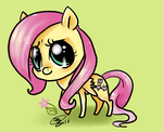 Flutterface by SillyCaracal