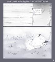Pokemon Love Sparks Page 1 by WeisseEdelweiss