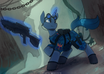Reconnaissance by FoxInShadow