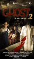 The Ghost II  Movie Poster by mido4design