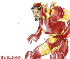 Ironman by chriscopeland