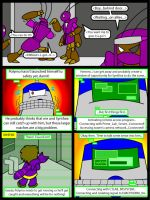 Synthea comic 200 by KingMonster
