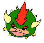 Bowser by DrSketch24