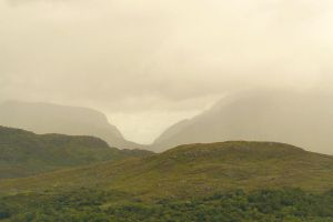 Foggy Ireland Hills STOCK by Ghost-Rebel-Stock