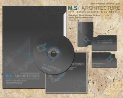 M.S Architecture Packaging by mAnsDesign