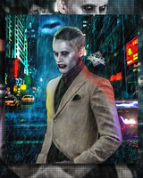 Jared Leto Joker Update Concept by Spider-maguire