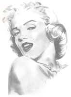 Norma Jean by severedflesh