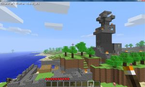 Minecraft yay by pgw-Chaos