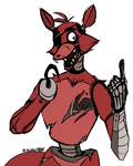 OH FOXY~ by yiffpirate