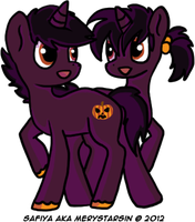 Trick and Treat by makashy