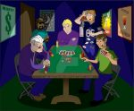 Poker Night by JK-Antwon