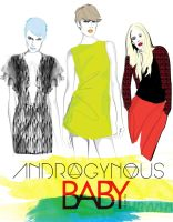 ANDROGYNOUS BABY by Nazgrelle