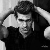 Andrew Garfield by dankershaw