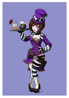 FA Borderlands2 Moxxi by XaR623