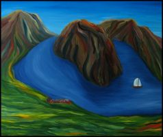 Norway by Guinan