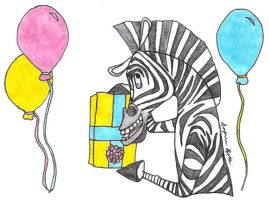 A Madagascar Birthday by Eynjehl