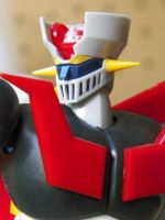 The Iron Fortress Mazinger Z by kamon-san