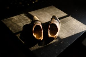 Wooden Clogs by Risigma