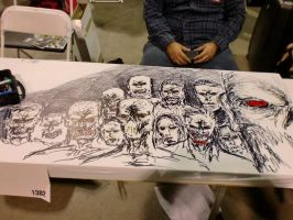 LBCC 2011 - Drawing zombies on my table 3 by CZR31