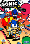 Sonic Fan Game Collection Poster by Mighty355