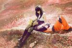 NaruHina Cosplay by K-Aliasgar